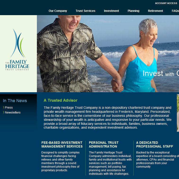 Family Heritage Trust Company