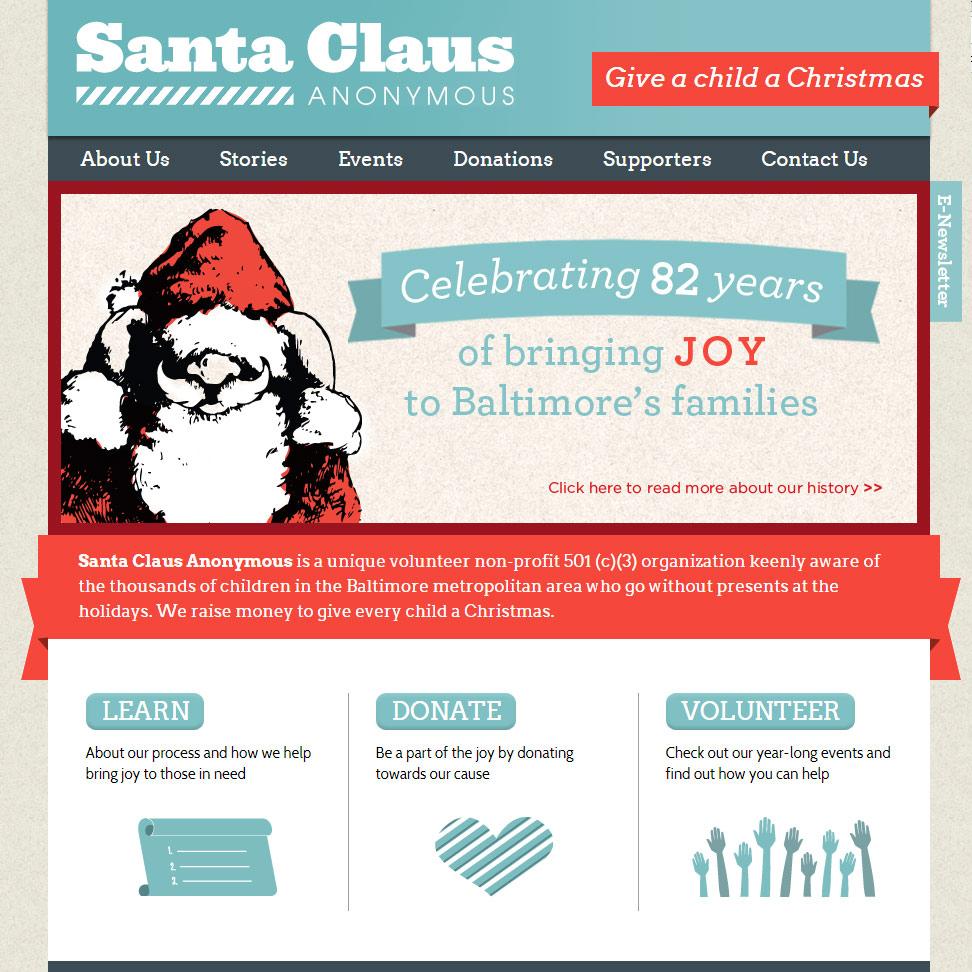 Santa Claus Anonymous