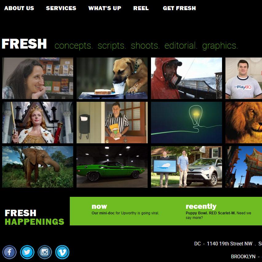 Fresh TV DC