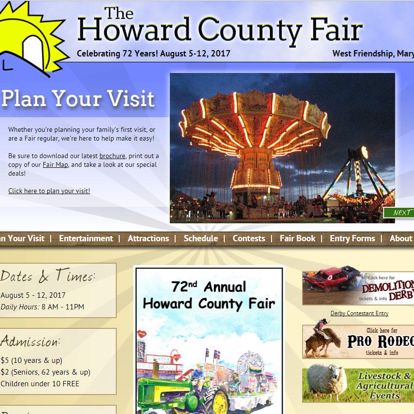 The Howard County Fair